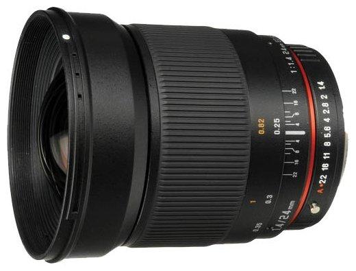 Объектив Bower 24mm f/1.4 Pentax K/KAF/KAF2