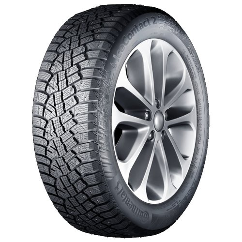Автомобильная шина Continental IceContact 2 225/55 R17 101T зимняя шипованная continental 4x4 contact 235 60 r17 102v