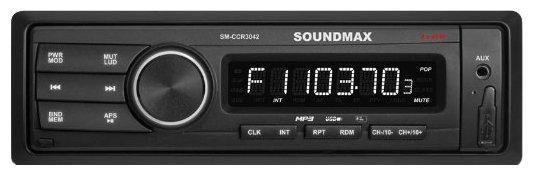 Автомагнитола SoundMAX SM-CCR3042