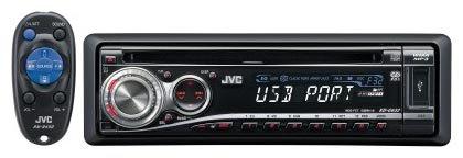 Автомагнитола JVC KD-G632