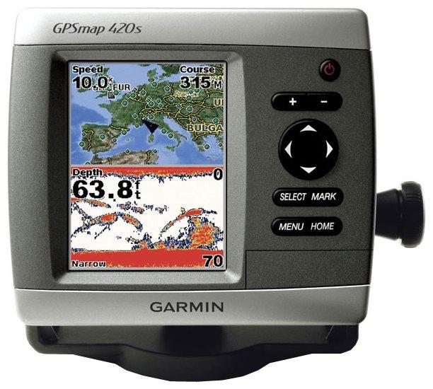 Garmin GPSMAP 420S DF