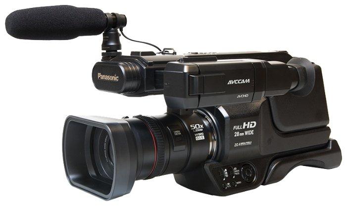 Panasonic Видеокамера Panasonic AG-AC8