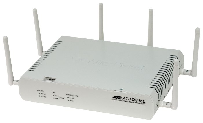 Allied Telesyn Wi-Fi роутер Allied Telesyn AT-TQ2450