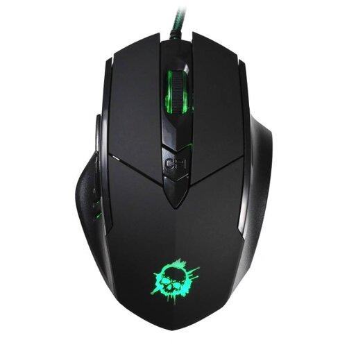 цена на Мышь OKLICK 815G INFERNO Black USB