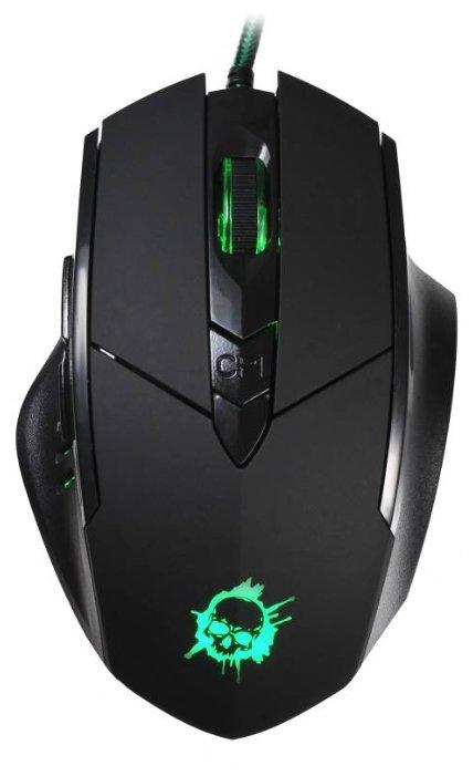 Мышь Oklick 815G INFERNO Black USB