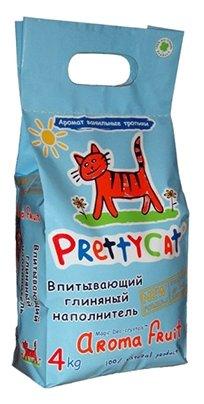 Наполнитель PrettyCat Aroma Fruit (4 кг)