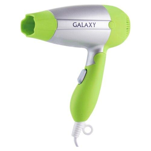 Фен Galaxy GL4301 серебристый/зеленыйФены и фен-щётки<br>