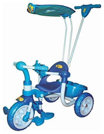 Трехколесный велосипед 1 TOY Т51192 Кар-Карыч