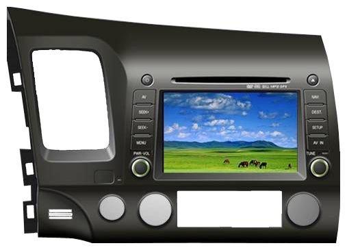 Автомагнитола FlyAudio E7517NAVI-2
