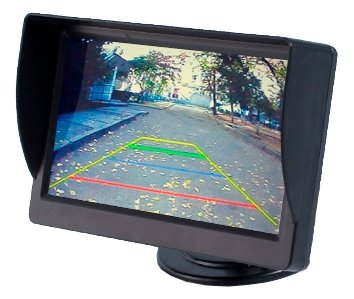 Автомобильный монитор AVEL AVS0437BM