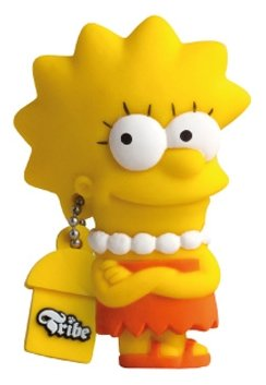 Флешка Tribe Lisa Simpson 8GB