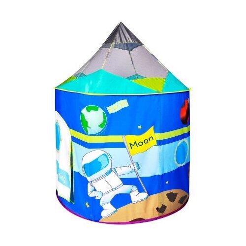 Купить Палатка CHING-CHING Космический корабль CBH-17 синий, Игровые домики и палатки