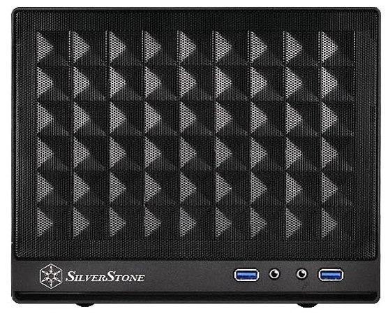 Компьютерный корпус SilverStone SG13B Black