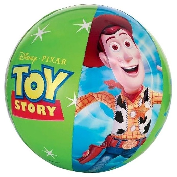 Пляжный мяч Intex История игрушек Disney 58037