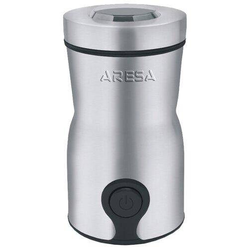 Кофемолка ARESA AR-3604 серебристый
