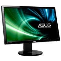 "Монитор ASUS VG248QE 24"" LED, 3D, 1920x1080, 1ms, 350 cd / m2, Ascr 80M:1, DP, DVI-D (HDCP) , HDMI, 2Wx2, Headph.Out, HAS, Pivot, vesa, Black"