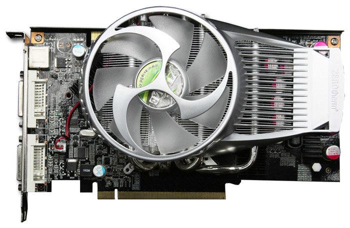 Axle GeForce 9800 GTX+ 738Mhz PCI-E 2.0 512Mb 2200Mhz 256 bit 2xDVI TV HDCP YPrPb