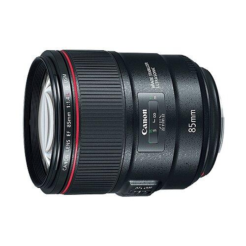 Объектив Canon EF 85mm f/1.4L IS USM черный