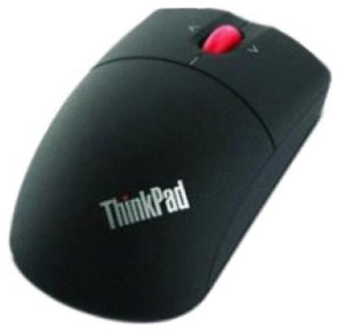 Мышь Lenovo Laser Mouse Black Bluetooth