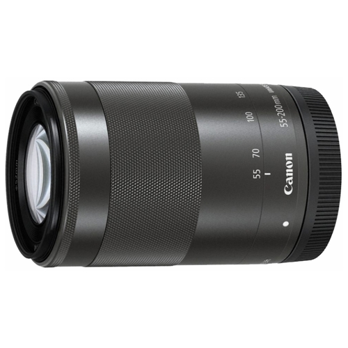 Объектив Canon EF-M 55-200mm f/4.5-6.3 IS STM Объективы