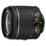 Nikon 18-55mm f/3.5-5.6G AF-P VR DX