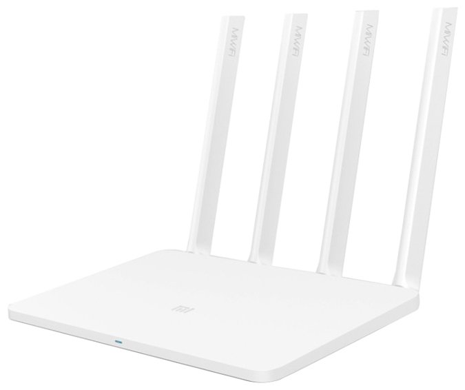 Wi-Fi роутер Xiaomi Mi Wi-Fi Router 3 белый