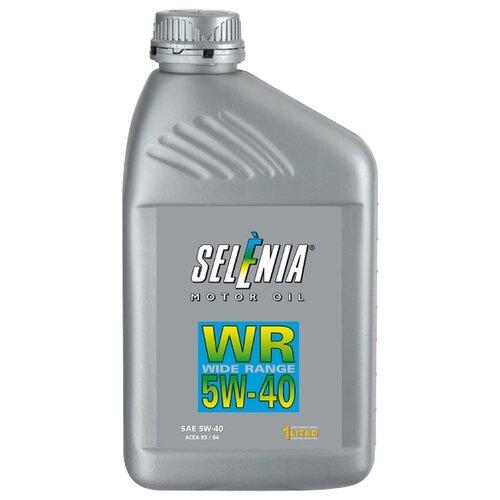 Моторное масло Selenia WR Diesel 5W-40 1 л