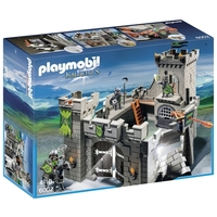 Набор с элементами конструктора Playmobil Knights 6002 Замок рыцарей Волка