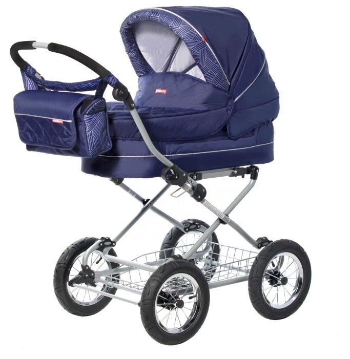 Коляска для новорожденных Amalfy GB-6628