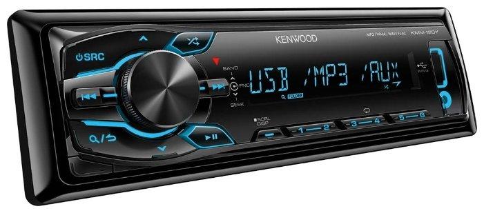 Автомагнитола KENWOOD KMM-120Y