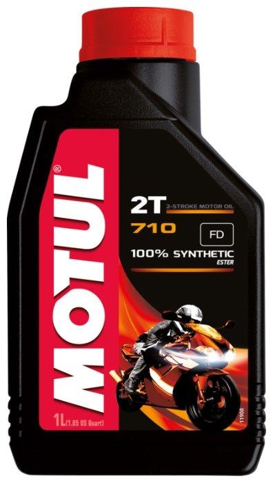 Моторное масло Motul 710 2T 1 л