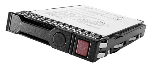 Жесткий диск Hewlett Packard Enterprise 870759-B21