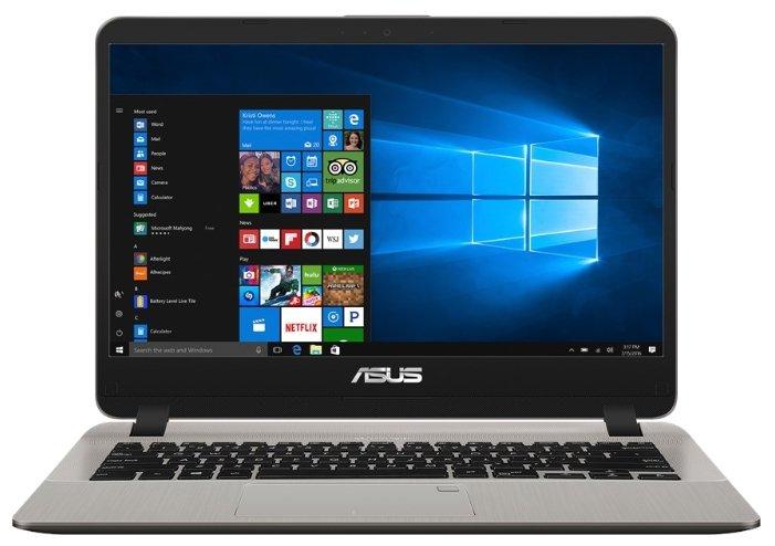 ASUS Ноутбук ASUS X407UB (Intel Core i3 7100U 2400 MHz/14