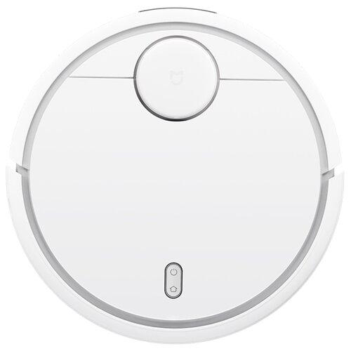 Купить со скидкой Робот-пылесос Xiaomi Mi Robot Vacuum Cleaner белый