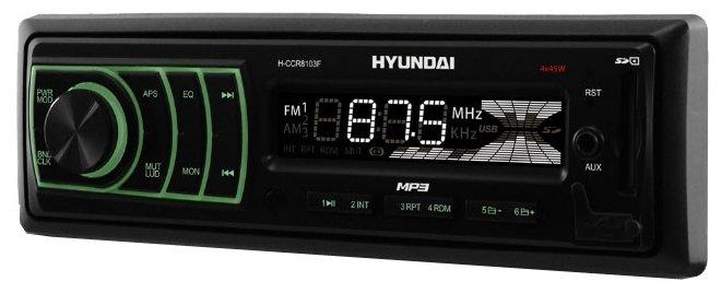 Hyundai H-CCR8103F