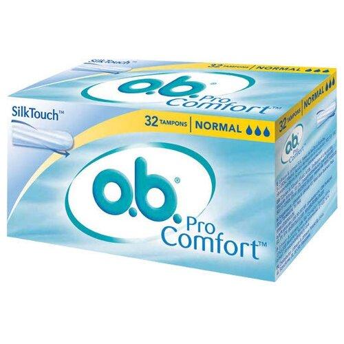 O.b. тампоны ProComfort Normal 32 шт.Прокладки и тампоны<br>
