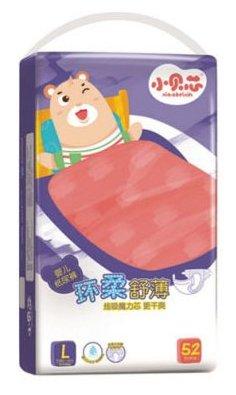 Xiaobeixin подгузники Комфортный сон L (9-13 кг) 52 шт.
