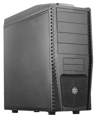 SilverStone Компьютерный корпус SilverStone PS05B Black