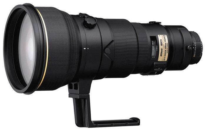 Nikon 400mm f/2.8D ED-IF AF-S II Nikkor