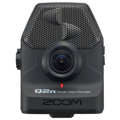 Фото - Видеокамера ZOOM Q2n черный видеокамера