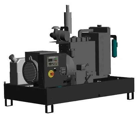 Дизельная электростанция Pramac GSW 15 P 230V с АВР