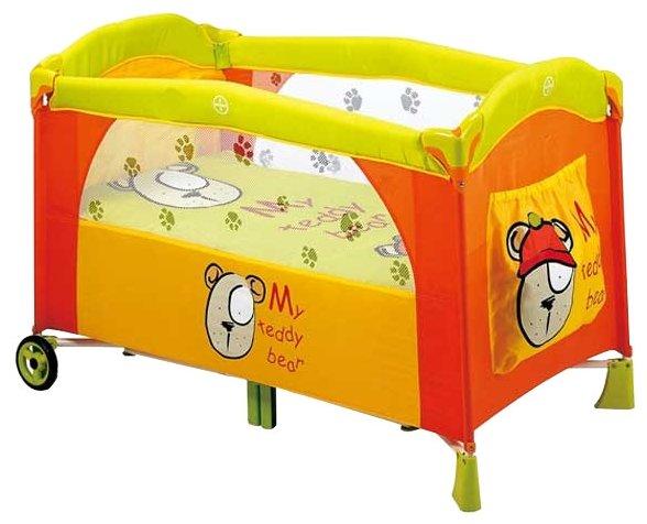 Манеж-кровать Baby Care M160