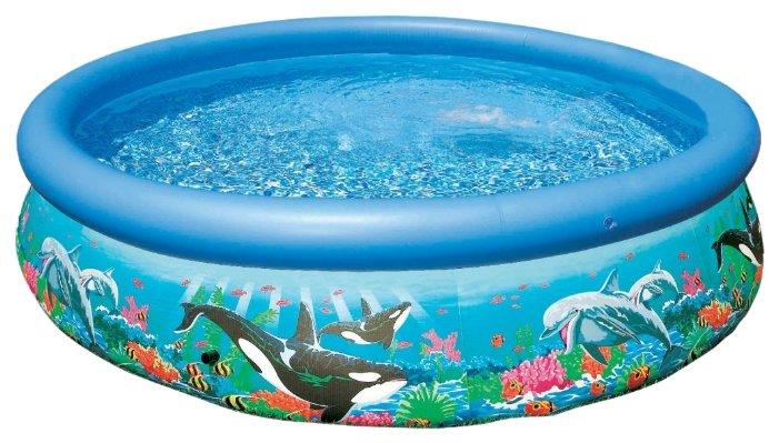 Детский бассейн Intex Ocean Reef Easy Set 28136/54906