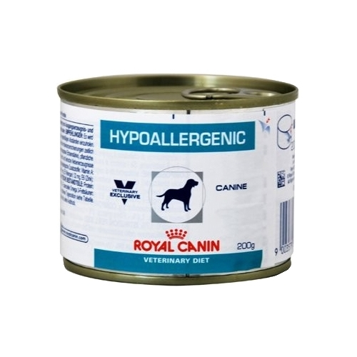 Royal Canin Hypoallergenic сanine canned (0.2 кг) 1 шт. Лечебные корма