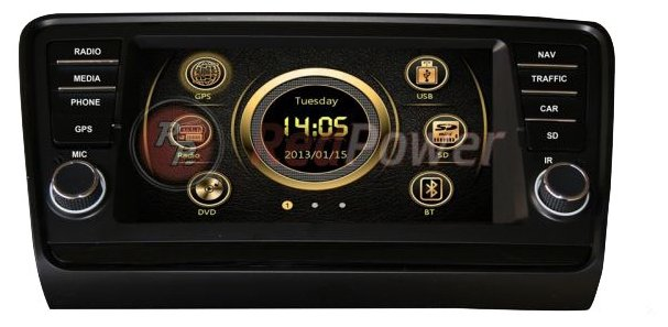 RedPower 12007 Skoda Octavia A7 2014+