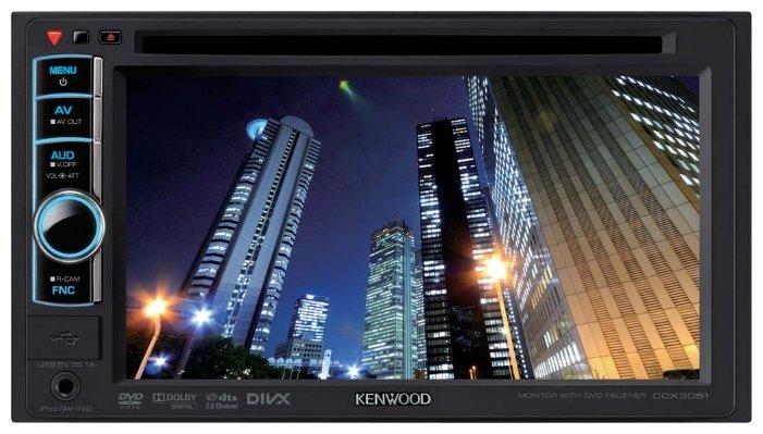 Автомагнитола KENWOOD DDX-3051