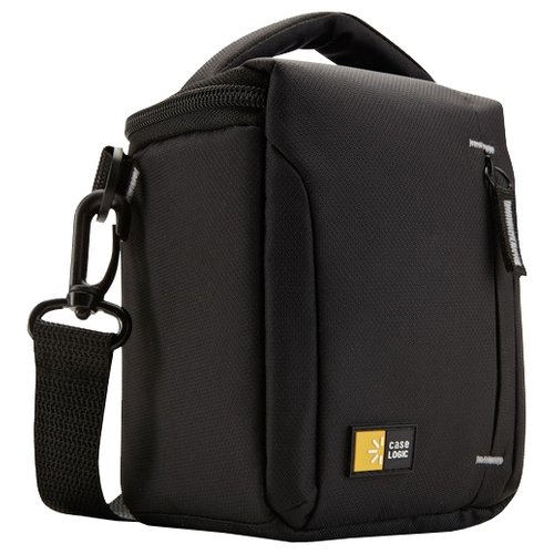 Фото - Сумка для фотокамеры Case Logic Compact High Zoom Camera Case black сумка case logic viso black 3204531 cvcs101k