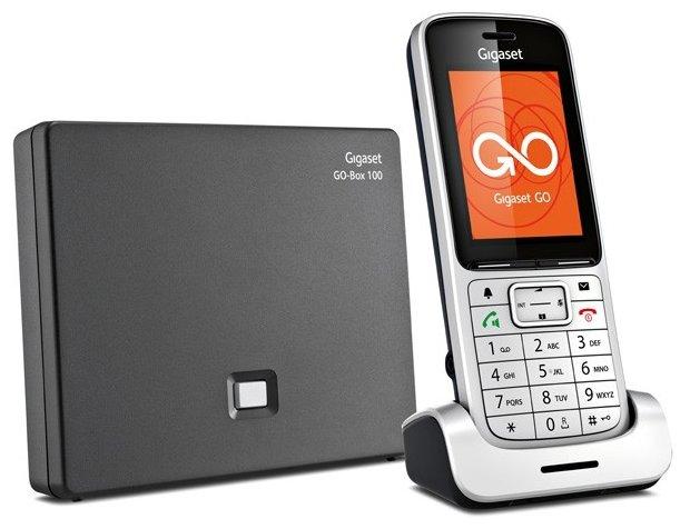 Gigaset VoIP-телефон Gigaset SL450A GO