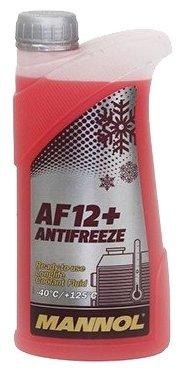 Антифриз Mannol Longlife Antifreeze AF12+ -40°C,