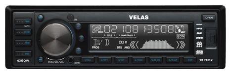 Автомагнитола Velas VD-F351U